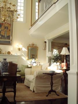 Bedford Georgian Colonial